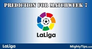 La Liga Prediction and Betting Tips Matchweek 7