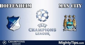 Hoffenheim vs Manchester City Prediction and Betting Tips