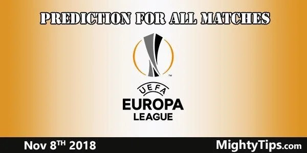 Europa League Prediction and Betting Tips Matchweek 4