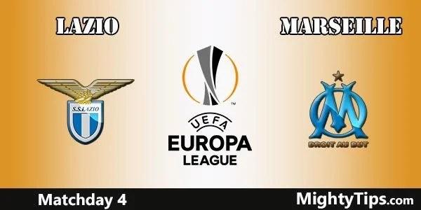 Lazio vs Marseille Prediction and Betting Tips