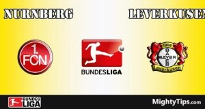 Nurnberg vs Leverkusen Prediction, Preview and Betting Tips