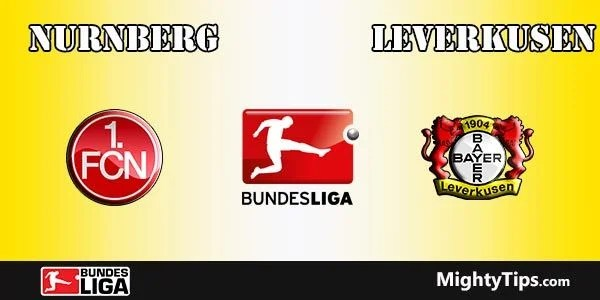 Nurnberg vs Leverkusen Prediction, Preview and Betting Tips