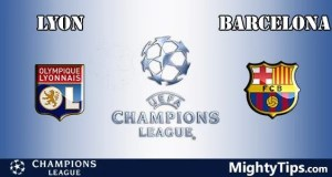 Lyon vs Barcelona Prediction, Preview and Betting Tips