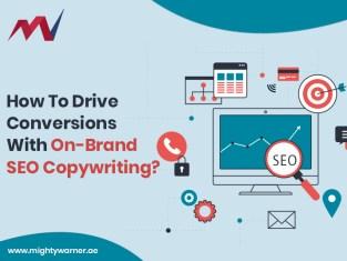 On Brand SEO Copywriting-MightyWarner.ae