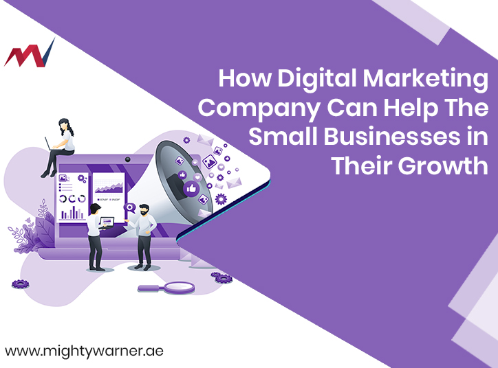 Digital Marketing Company: Mighty Warner