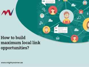 How to build maximum local link opportunities-
