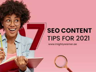 7 SEO Content Tips for 2021-MightyWarner-