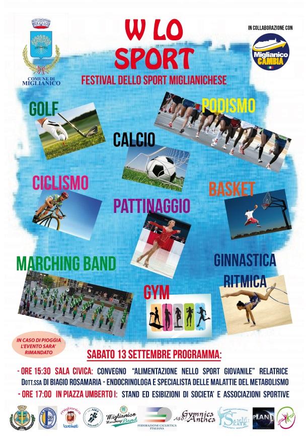 Festival dello Sport Miglianichese