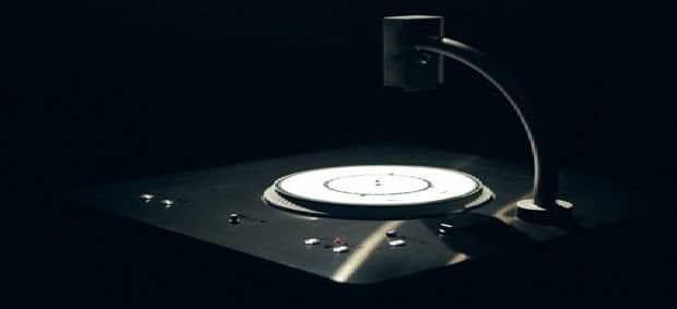 Il discografo che trasforma i disegni in musica