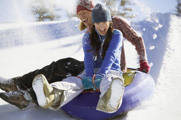 Sciare divertendosi e non farsi male