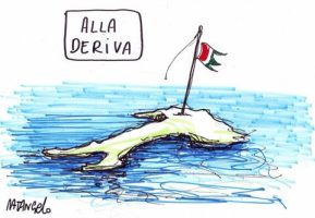 italia al collasso