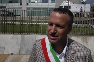 Manifestazione dei sindaci d'Italia contro la manovra finanziaria