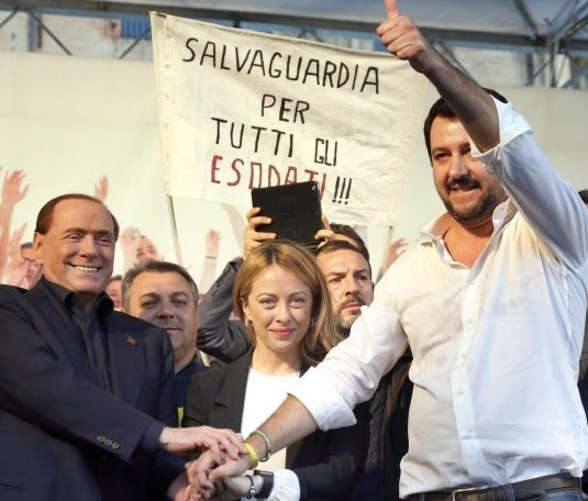 Image Result For Salvini Time