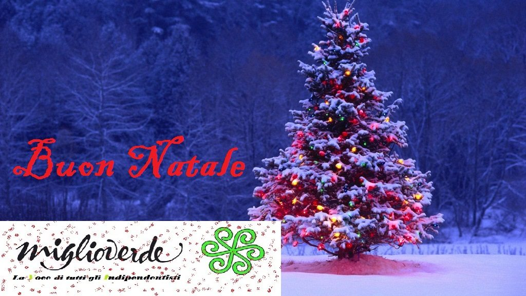 Grazie E Buon Natale.Buon Natale A Tutti I Lettori E Un Grazie Sincero Ai Nostri