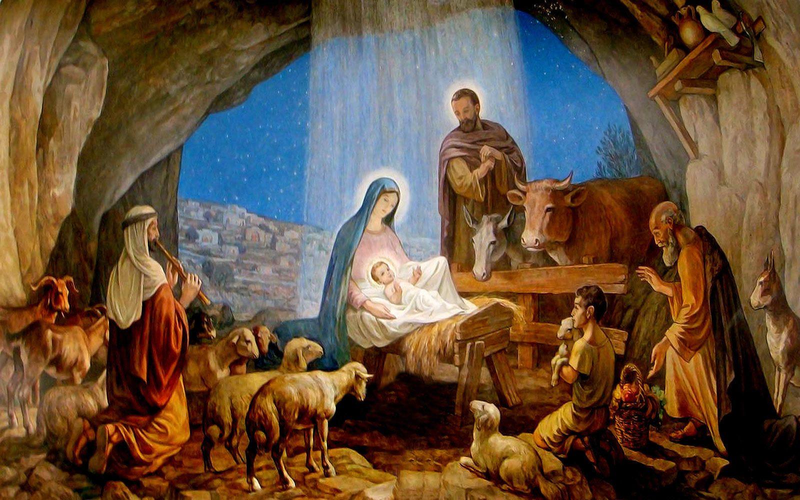 Immagini Gesu Bambino Natale.La Nascita Di Gesu Bambino Una Lezione Sul Libero Mercato