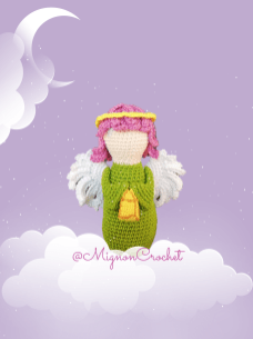 Ange Mignon Crochet