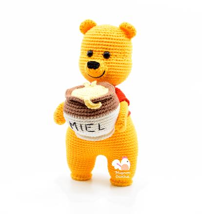 humm c'est bon le miel