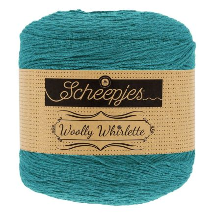 Woolly Whirlette 570 Green Tea