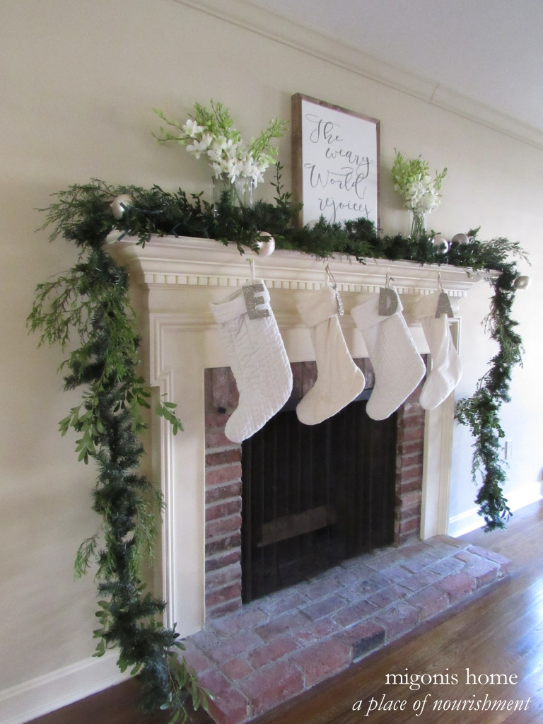 Christmas home tour part two home decorators for Home decorators collection sale