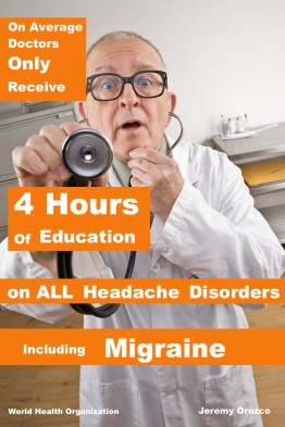 How Much Does The Average Doctor Know About Migraines?