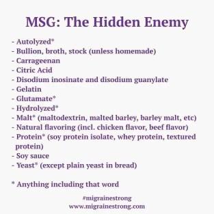 MSG The Hidden Enemy