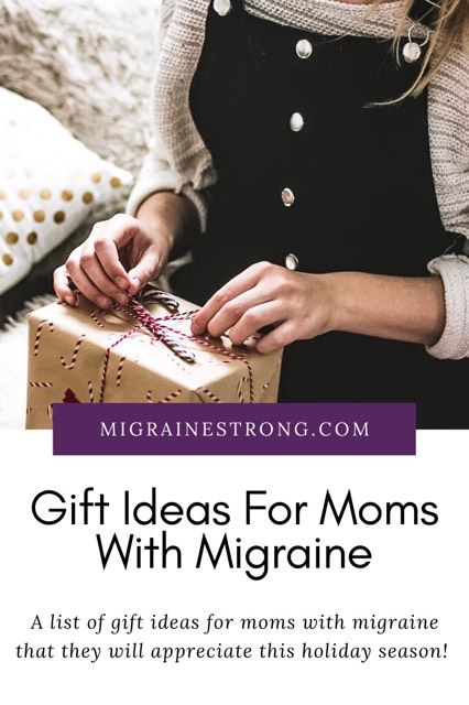 Gift Ideas For Moms With Migraine