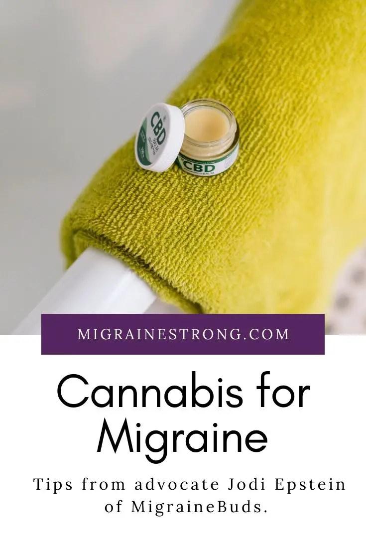 Cannabis for Migraine: Interview with Jodie Epstein
