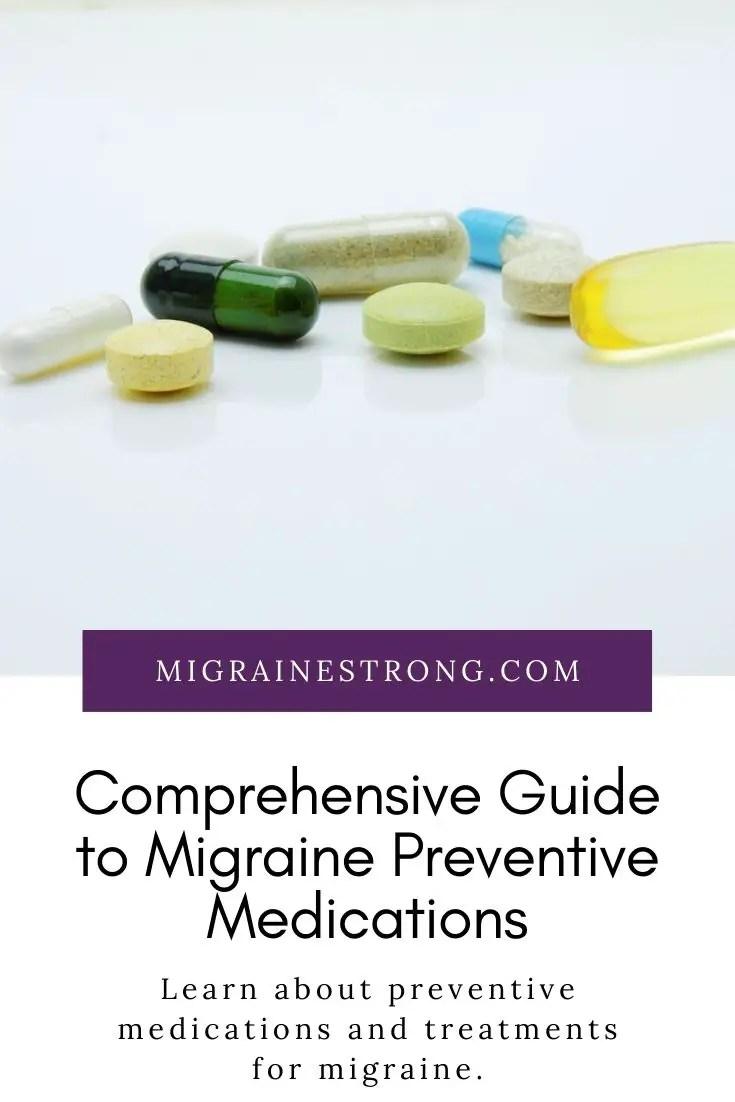Migraine Preventive Medications: Comprehensive Guide