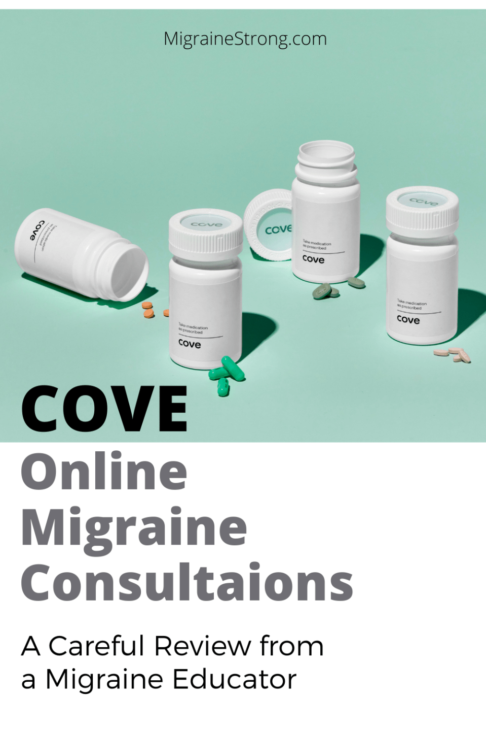 My Cove Review- Online Migraine Expertise at Your Fingertips