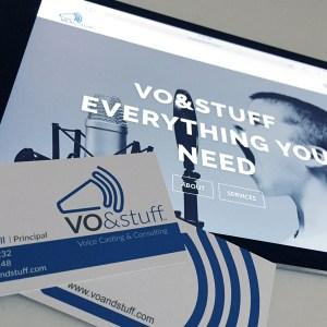 Migrate Design Graphic Design VO&Stuff Branding