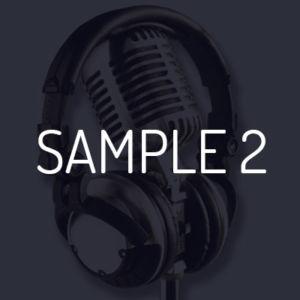 Voice-Over Speed Demo / Subway