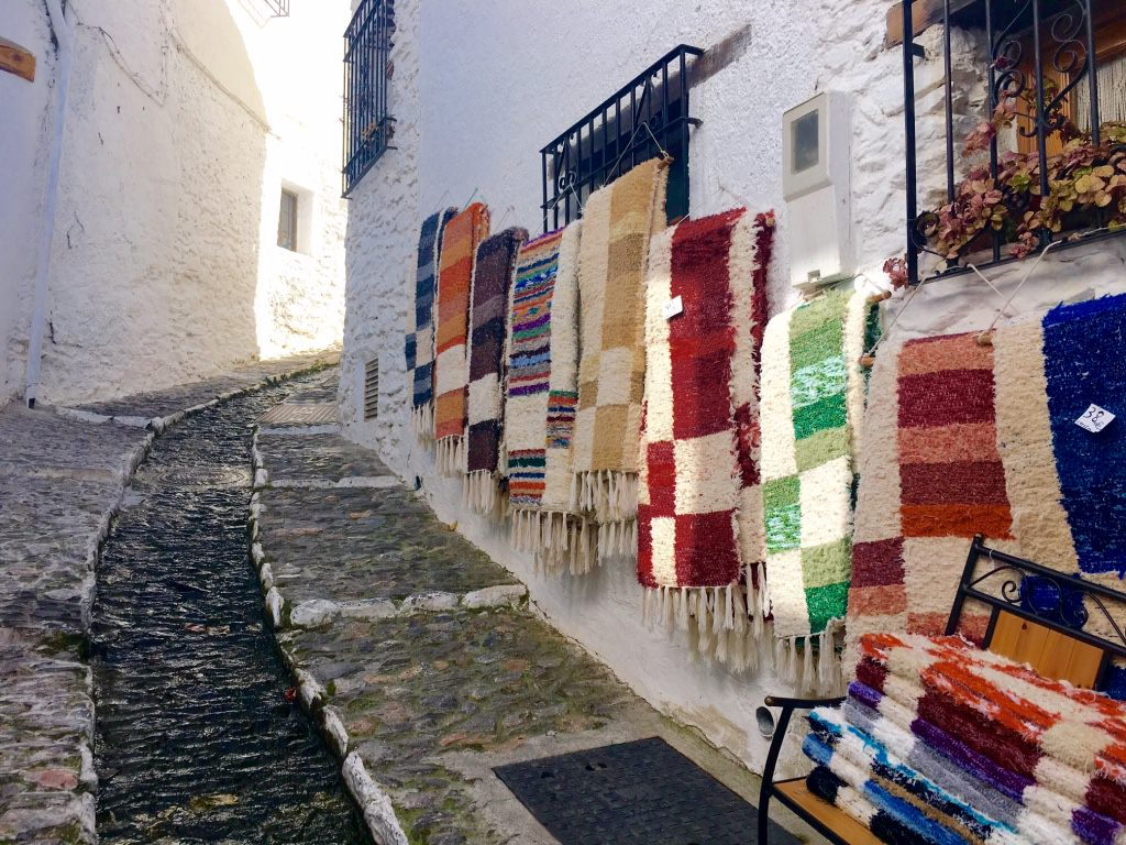 Pampaneira Street Walk Las Alpujarras
