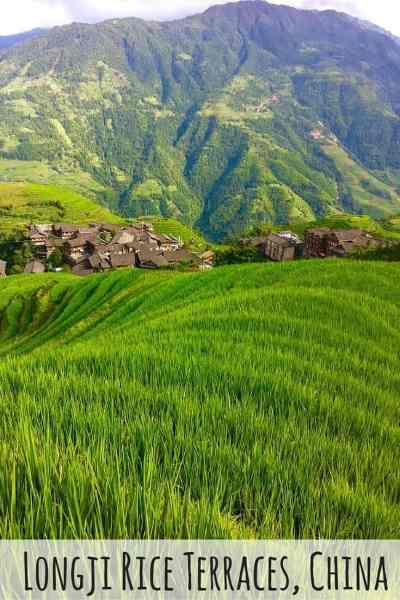 Longi Rice Terraces, China