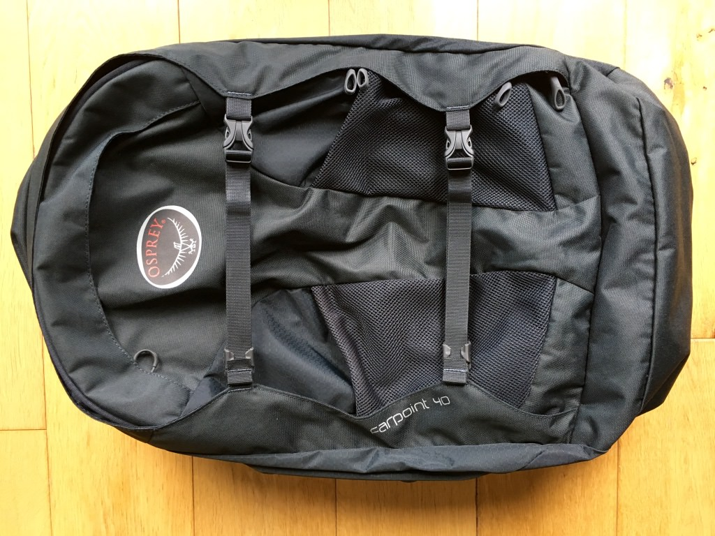 Osprey Farpoint 40 Travel Backpack Carry on luggage
