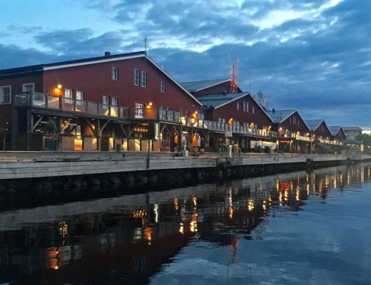 Lulea Swedish lapland Lulea Way