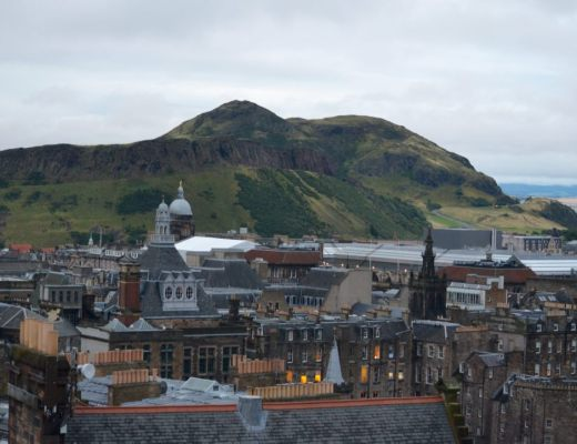 Moving to Edinburgh, Scotland