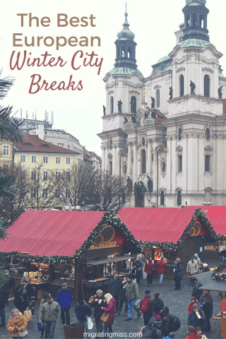 Top Winter in Europe destinations