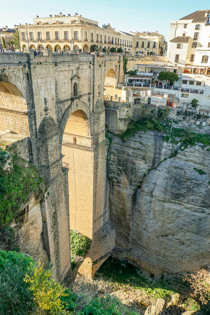 The Beautiful Spanish Town Of Ronda Migrating Miss