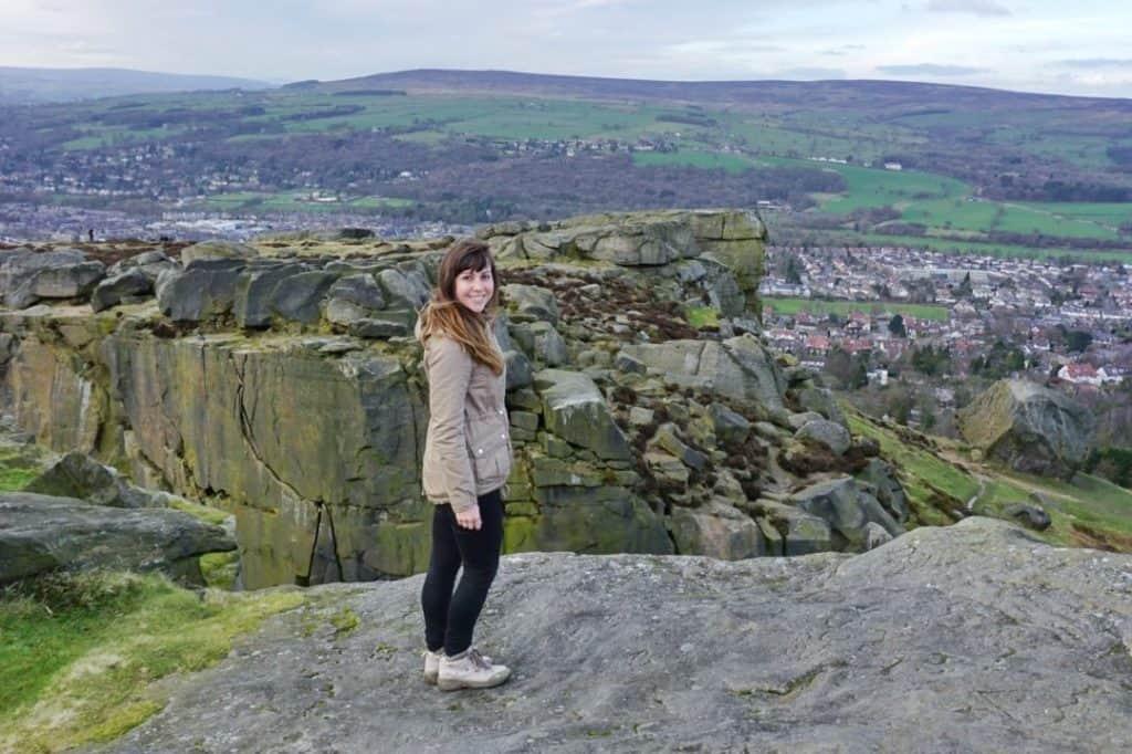 llkley Moor England Migrating Miss Travel Blog