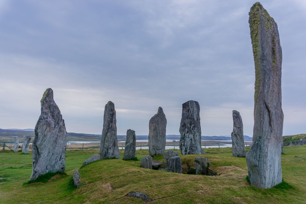 Callanish Stones - History on the Isle of Lewis