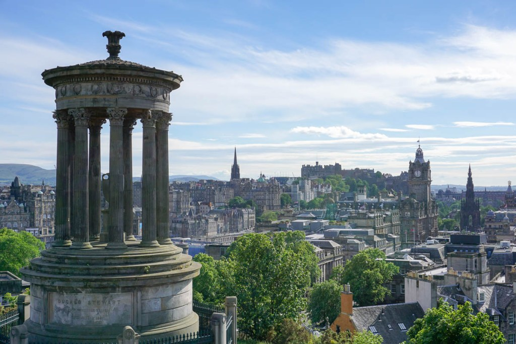 Edinburgh101 Discovering Edinburgh through Objects