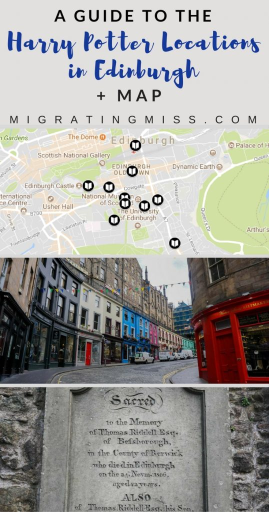 Magical Guide To The Top Harry Potter Sites In Edinburgh