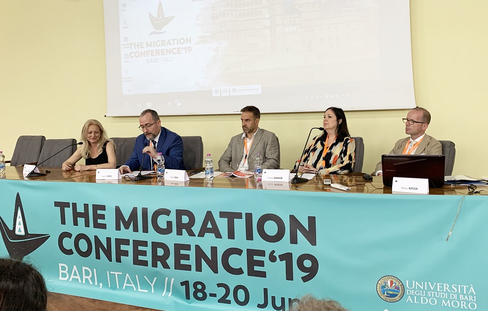 Plenary session in Bari, 2019
