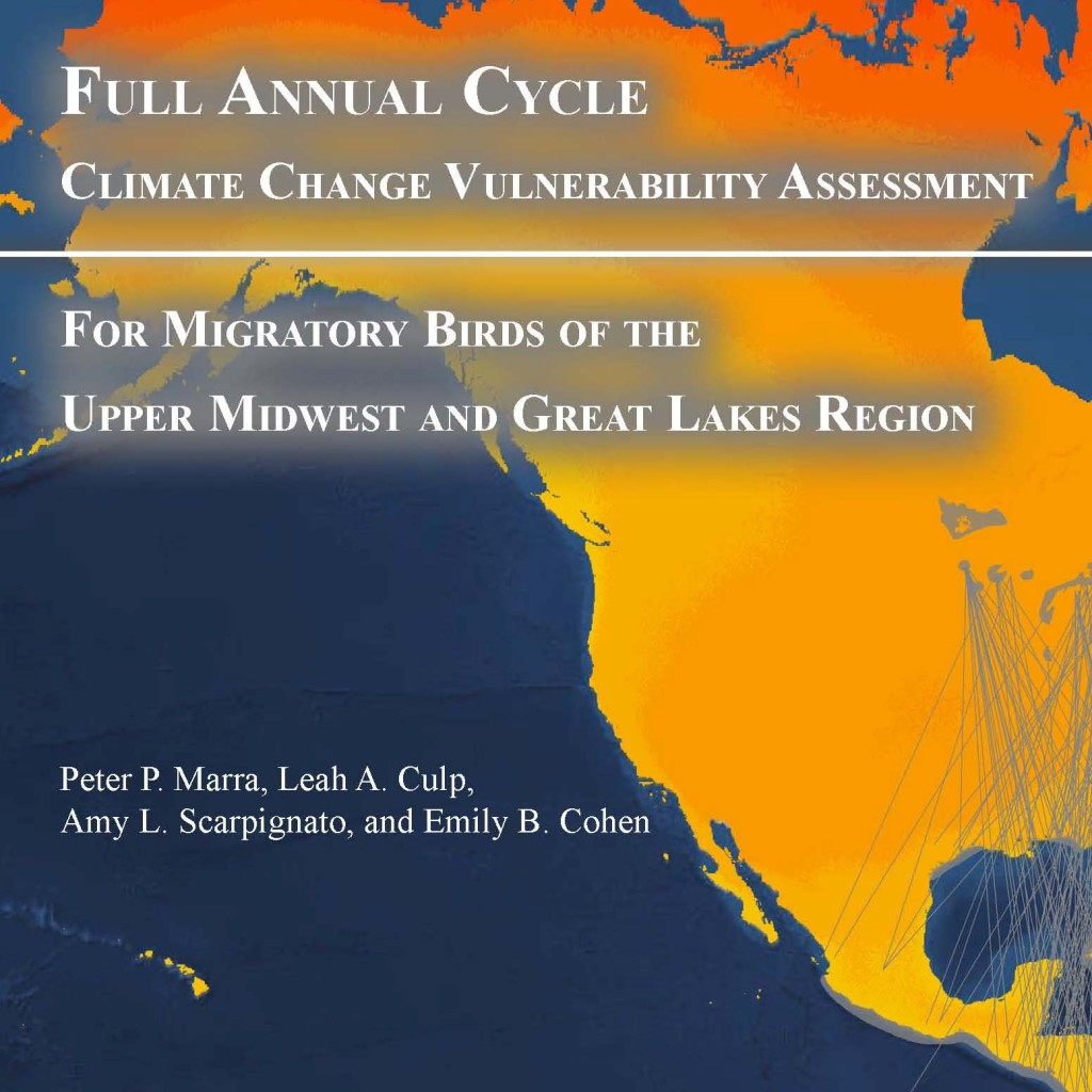 The Migratory Connectivity Project Full Annual Cycle Climate Change Vulnerability Assessment