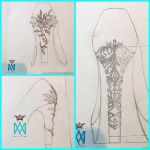 miguel alcade sapatos e joias para noivas