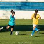 Futbol femenino Espinardo C.F. Murcia - Amistoso estadio pitín San Javier