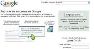 especialistas google adwords gratis