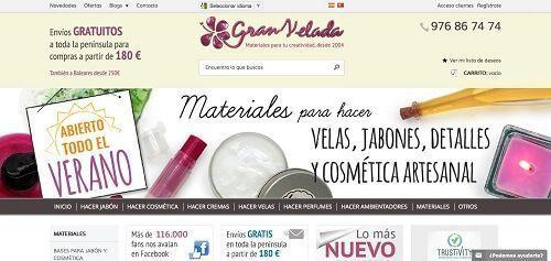 Granvelada.com