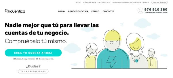 CUENTICA PROGRAMA FACTURACION ONLINE