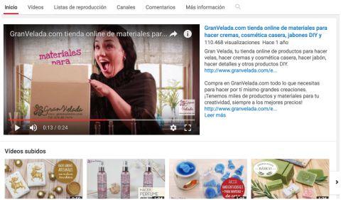 granvelada youtube